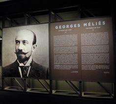 #Méliès fue dibujante, mago, director de teatro, actor, decorador, productor y distribuidor de mas de 500 películas entre 1896 y 1912 #caixaforum #caixaforumzgz