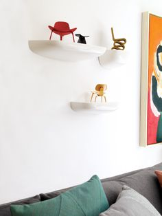 We still love Vitra Miniatures and they're a great gift!