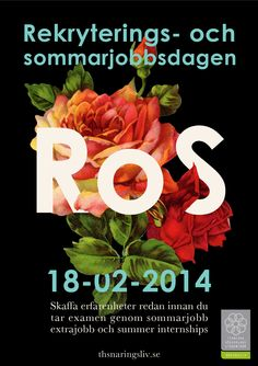 RoS - Rekrytering och sommarjobbsdagen