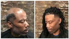 Black Men Hairstyles, African Hairstyles, Weave Hairstyles, Cool Hairstyles, Faux Locs Men, Faux Dreads, Braids Hairstyles Pictures, Man Weave, Hair Extensions Best