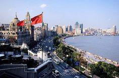 Walk Down the Shanghai Bund