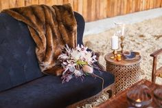 We loved styling all of the warm elements and eclectic decor for this styled shoot captured beautifully at @cowtrackranch. || Venue: @cowtrackranch | Planning & Design: @lrelyeaevents | Photography: @bergreenphotograph | Cinematography: @guestlistcinema | Florals: @waterlilypond | Wedding Cake: @moustachebakedgoods | Pies: @noblefolk | Hair & Makeup: @skylaarts | Rentals: otlvintage & @brighteventrentals | Stationery: @vellumandvogue