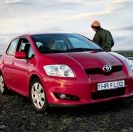 Renting a car in Iceland 186x186