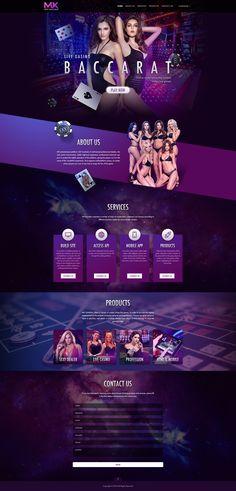 Casino Logo, Casino Poker, Wireframe Web, Game Ui, Animal Logo, Ad Design, New Job, Web Development, The Fosters
