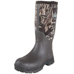 Women's Muck Boots Woody Max Hunting Boots, RT XTRA PINK, 7M