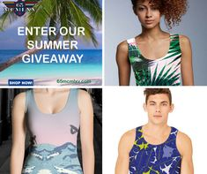 Summer Giveaway is Open!...