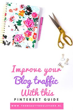 Do you want to know how to get more blog traffic with these simple tips? With these tips you can increase your blog traffic and grow your website. Click to boost your blog!