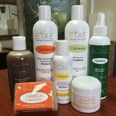E'TAE| Natural Hair Care Products