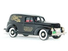 BROOKLIN MODELS 1940 FORD SEDAN DELIVERY Collectible Diecast Model Cars 1:43