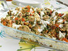 Dr Olas kitchen Chicken Shawerma