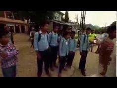 Chemins d'école, chemins de tous les dangers 1/5 ( Le Népal)