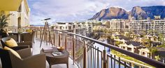 Want a room with a view? - One & Only Cape Town, Table Mountain