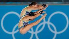 Le programme olympique comprend des épreuves individuelles et synchronisées au…