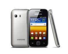 Samsung GT-S5360 Galaxy Y Android Quad Band Phone (Black)