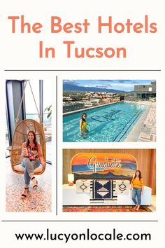 Incredible Hotels in Tucson: from desert resorts to boutique hotels to wellness retreats, I've got the perfect Tucson hotel for you! #travel #travelblog #blog #blogger #travelblogger #destination #trip #tucson #arizona #southwest #us #unitedstates #hotel #hotels #besthotels #accommodation Top Hotels, Hotels And Resorts, Best Hotels, Luxury Hotels, Arizona Road Trip, Arizona Travel, Tucson Hotels, North America Destinations, Beach Trip