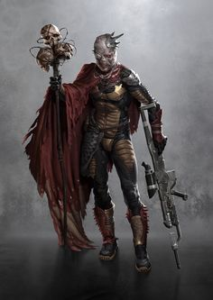 Mutant Warrior