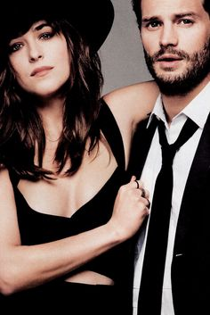 50 Nuances de Grey - Jamie Dornan & Dakota Johnson