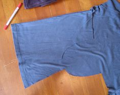 toddler pants our of adult t-shirt, sew easy