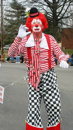 Clown IMG_4306 by OZinOH, via Flickr