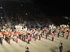 Edinburgh Royal Military Tattoo,  22nd August 2016,   fantastic show of Military from all over the world.