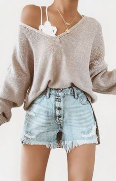 outfit ideas for women ; outfit ideas for school ; outfit ideas for winter ; outfit ideas for women over 40 ; Classy Outfit, Classy Summer Outfits, Spring Outfits, Winter Outfits, Outfit Ideas Summer, Casual Shorts Outfit, Classy Girl, Mode Outfits, Fashion Outfits