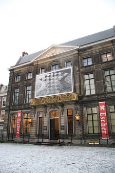 Escher in het paleis, den Haag