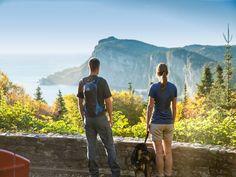 Camping Parc National Du Canada Forillon Cap-Bon-Ami | Campings Gaspé Secteur du Parc national de Forillon | Hébergement | Québec Original
