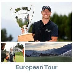 Congratulations to Alex Noren on winning the 2016 Omega European Masters.