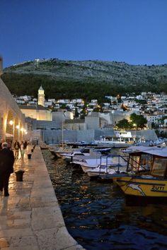 Dubrovnik, Croatia (where game of thrones was filmed!)