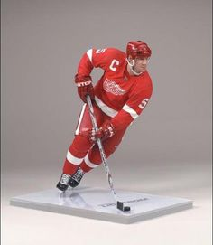 McFarlane Toys NHL Sports Picks Series 20 Action Figure Nicklas Lidstrom Detroit Red Wings * See this great product.Note:It is affiliate link to Amazon.