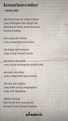 Quotes Rindu, Story Quotes, Qoutes, Motivational Quotes, Study Motivation Quotes, Quotes Galau, Aesthetic Words, Running Quotes, Reminder Quotes