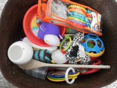 How to Make Quiet Time Activity Bins