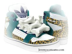 Jeremy Scott Adidas 2011 Bones Flintstones  $60.55