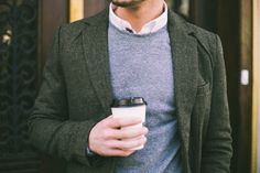 7 Essential Tips When Wearing A Shirt Under Your Sweater