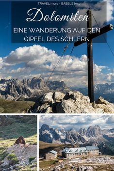 Wandert mit uns von der Seiser Alm auf den Gipfel des Schlern. In unserem Blogbeitrag findet ihr alle wichtigen Informationen, die gpx. Route, sowie zahlreiche Fotos zu dieser technisch einfachen, aber konditionsfordernden Rundtour in  den Dolomiten.