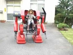 The Coolest Dad Ever Builds a Mech Suit for His Kids