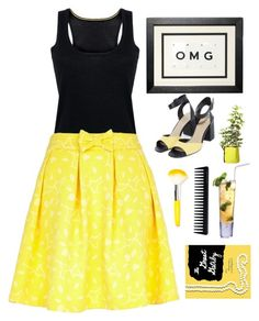 She's different from the rest by peppermintdm on Polyvore featuring мода, Amanda Wakeley, River Island, GHD and Kate Spade