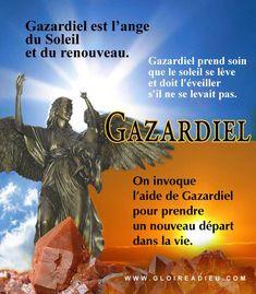 prier ange gazardiel nouveau départ dans la vie Religion, Ange Demon, Oracle Tarot, Doreen Virtue, Beautiful Mind, Be A Better Person, Spiritual Awakening, Reiki, Chakra