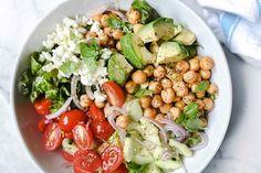 Cobb Salad, Avocado, Food, Lawyer, Essen, Meals, Yemek, Eten