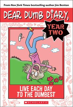 942b1a3066b Live Each Day to the Dumbest (Dear Dumb Diary Year Two  6) New