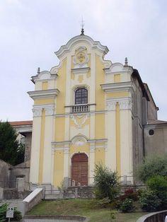 Church of Arona, Lake Major