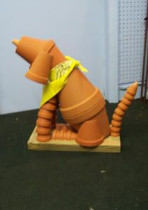 pot dog @ gone to pot - might be perfect by my potting shed!