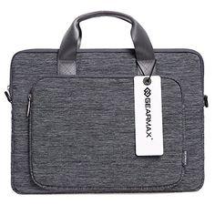 STONG® ShockProof Neoprene Sleeve Case(11,6, 13.3, 15.4Zoll) Laptophülle Notebooktasche Schultertaschen Schutzhülle Hülle Sleeve Tasche für Apple Macbook Air, Macbook Pro, Surface Pro, iPad (13.3 Zoll, grau) STONG http://www.amazon.de/dp/B016Y49NQW/ref=cm_sw_r_pi_dp_vjjqwb0ZPZ38R
