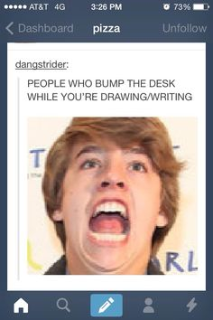 WHY DESK BUMPING PEOPLE