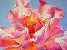 Barbara Fox ~ Watercolor painter | Tutt'Art@ | Pittura * Scultura * Poesia * Musica |
