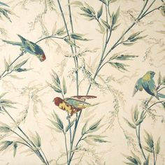 Little Greene behang: Great Ormond St - Parchment 114 EUR
