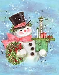 Resultado de imagen para MOLDE TRES SNOW MAN NAVIDAD