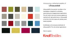 Knoll Textiles 16 May 2011 Plant Based, Plush, Textiles, Design, Fabrics, Sweatshirts, Textile Art