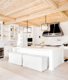 Have a cool $24 million laying around? You'll want to peek at this stunning Hamptons beach house for sale—lovingly designed by Tamara Magel.