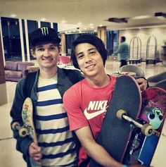 Sean Malto and Shane O'Neill